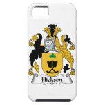Escudo de la familia de Hickson Funda Para iPhone 5 Tough