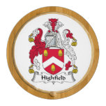 Escudo de la familia de Highfield