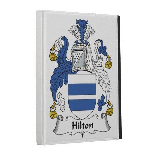 Escudo de la familia de Hilton