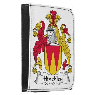 Escudo de la familia de Hinchley