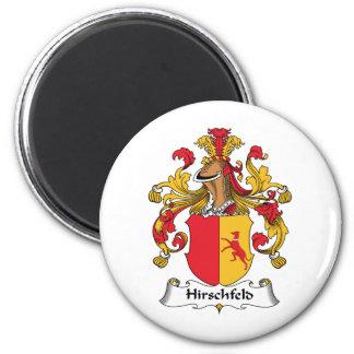 Escudo de la familia de Hirschfeld Iman