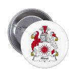 Escudo de la familia de Hirst Pins