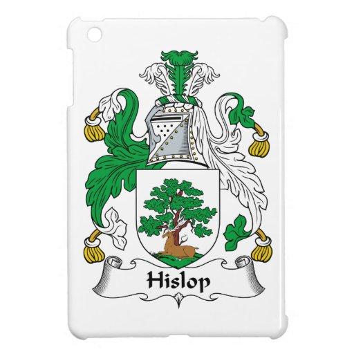 Escudo de la familia de Hislop iPad Mini Protector