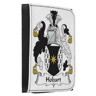 Escudo de la familia de Hobart