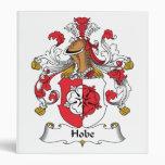 Escudo de la familia de Hobe