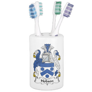 Escudo de la familia de Hobson Set De Baño