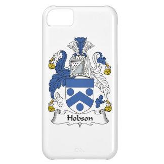 Escudo de la familia de Hobson Funda Para iPhone 5C