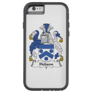 Escudo de la familia de Hobson Funda Para iPhone 6 Tough Xtreme