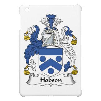 Escudo de la familia de Hobson iPad Mini Cárcasas