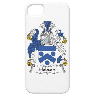 Escudo de la familia de Hobson iPhone 5 Carcasa