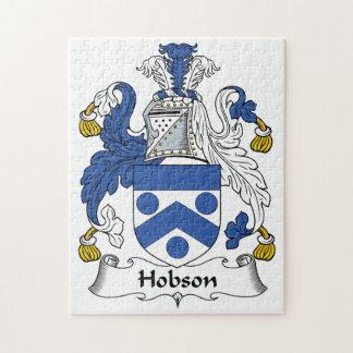 Escudo de la familia de Hobson Puzzles