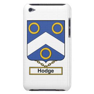 Escudo de la familia de Hodge Carcasa Para iPod