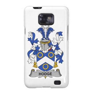 Escudo de la familia de Hodge Samsung Galaxy S2 Carcasa