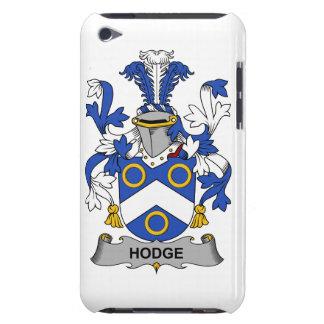 Escudo de la familia de Hodge iPod Touch Case-Mate Protectores