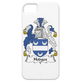 Escudo de la familia de Hodges iPhone 5 Case-Mate Fundas