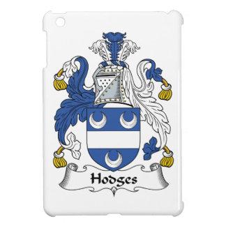 Escudo de la familia de Hodges iPad Mini Cobertura