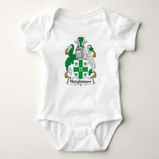 Escudo de la familia de Hodgkinson Body Para Bebé