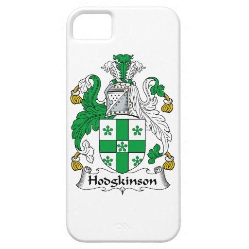 Escudo de la familia de Hodgkinson iPhone 5 Fundas