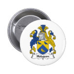 Escudo de la familia de Hodgson Pins