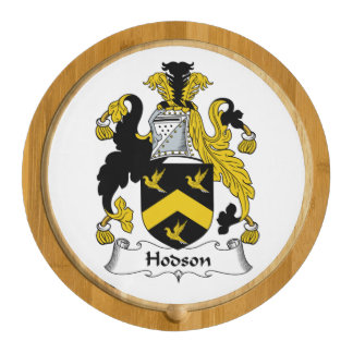 Escudo de la familia de Hodson