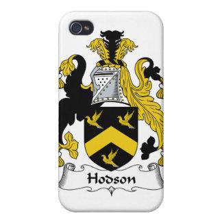 Escudo de la familia de Hodson iPhone 4/4S Carcasa