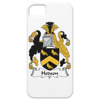 Escudo de la familia de Hodson iPhone 5 Coberturas