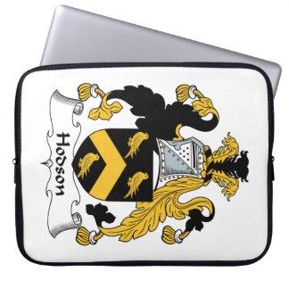 Escudo de la familia de Hodson Manga Portátil