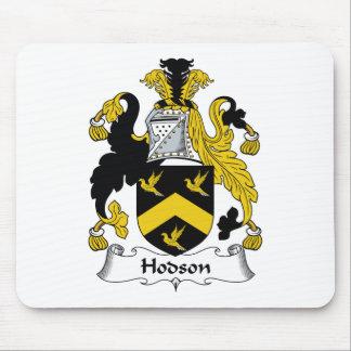 Escudo de la familia de Hodson Tapete De Ratones