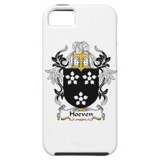 Escudo de la familia de Hoeven iPhone 5 Carcasa