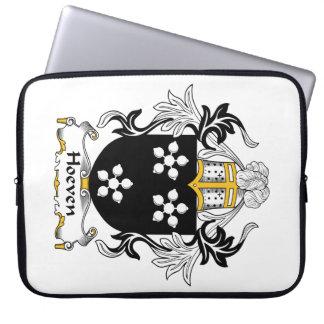 Escudo de la familia de Hoeven Manga Portátil