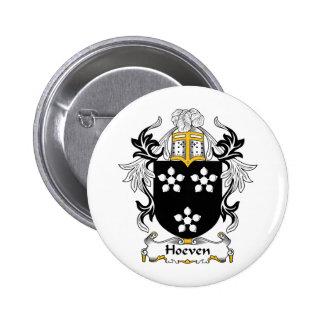 Escudo de la familia de Hoeven Pin