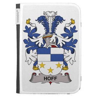 Escudo de la familia de Hoff