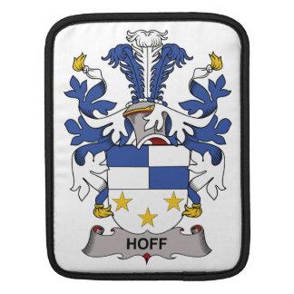 Escudo de la familia de Hoff Mangas De iPad