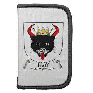 Escudo de la familia de Hoff Organizador
