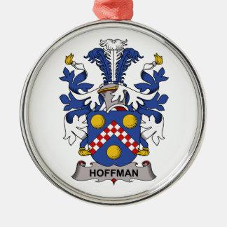 Escudo de la familia de Hoffman Adornos De Navidad