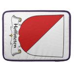 Escudo de la familia de Hoffsteten Funda Para Macbook Pro