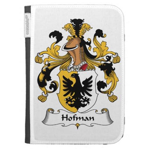 Escudo de la familia de Hofman