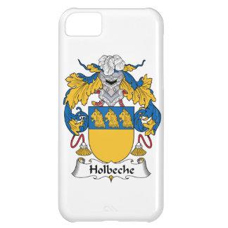 Escudo de la familia de Holbeche Carcasa Para iPhone 5C