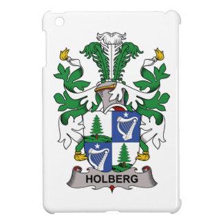 Escudo de la familia de Holberg iPad Mini Fundas
