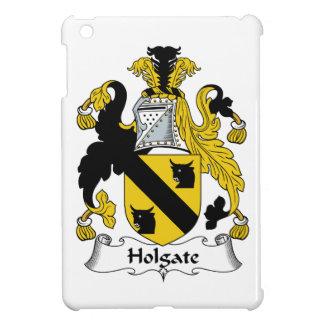 Escudo de la familia de Holgate