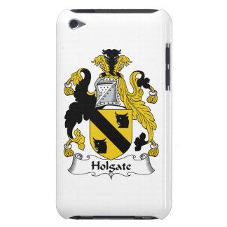 Escudo de la familia de Holgate iPod Touch Case-Mate Cobertura