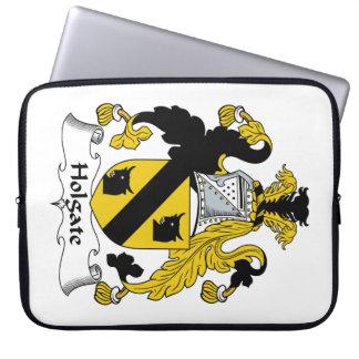 Escudo de la familia de Holgate Mangas Computadora