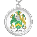 Escudo de la familia de Holman Joyeria