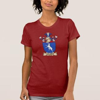 Escudo de la familia de Holmer Camisetas