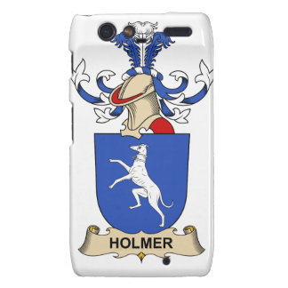 Escudo de la familia de Holmer Droid RAZR Fundas