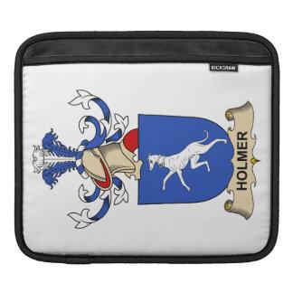 Escudo de la familia de Holmer Funda Para iPads