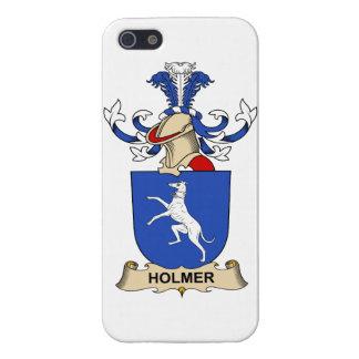Escudo de la familia de Holmer iPhone 5 Coberturas