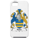 Escudo de la familia de Holte iPhone 5 Case-Mate Protectores