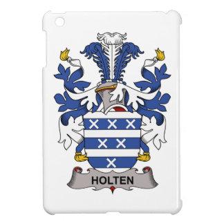 Escudo de la familia de Holten iPad Mini Protectores