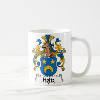 Escudo de la familia de Holtz Tazas